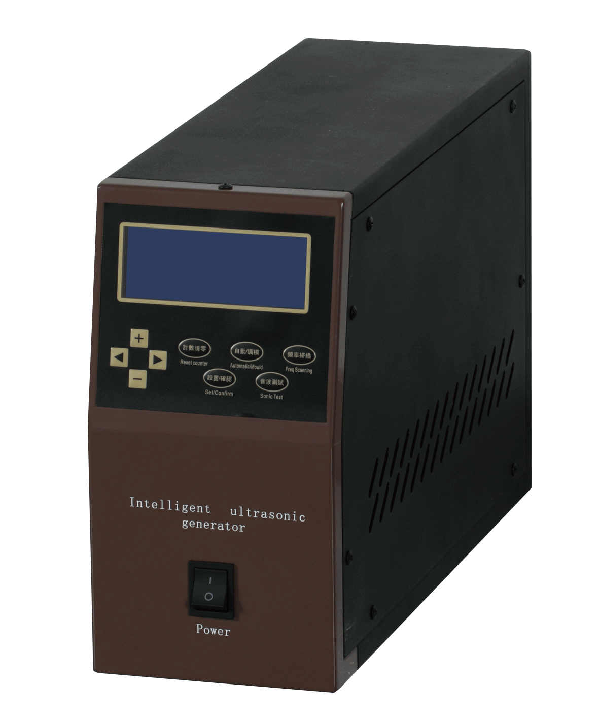 20K/2000W立式发生器