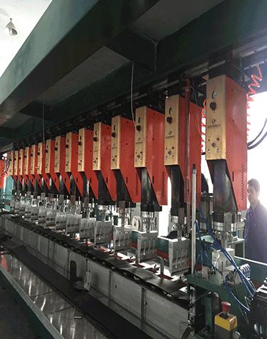 土木格栅超声波焊接机