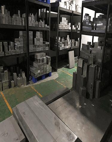 超声波模具材料仓库